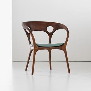 Wohnzimmer Stühle Stuhl Querlenker Biegen Holz Gelegentliche .