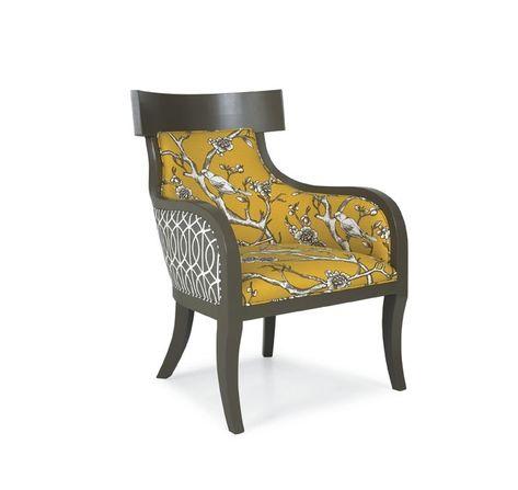 Gelb Gemusterte Stuhl Designs #Stühle (mit Bildern)   Stuhl design .