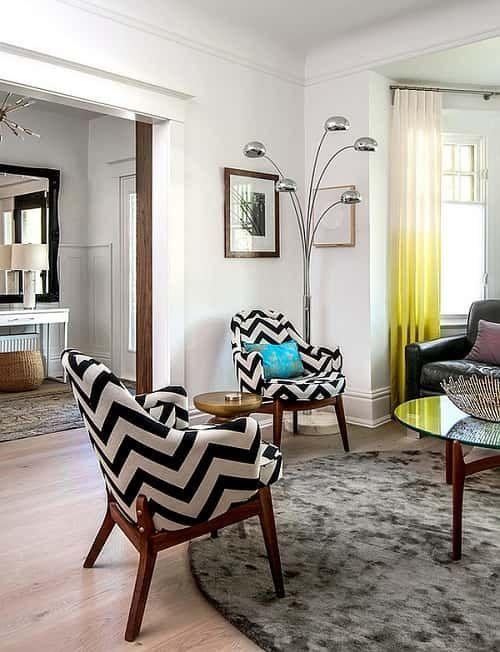 Top 5 Super Fun gemusterte Wohnzimmer Stühle auf Amazon .