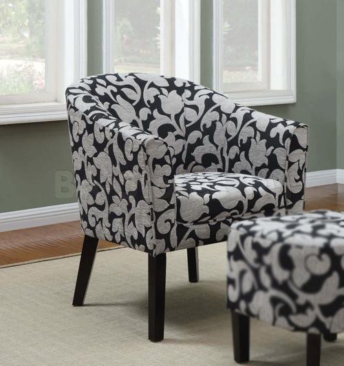 Wir setzen aufs Blau: 10 blau - weiß gemusterte Stuhl Desig