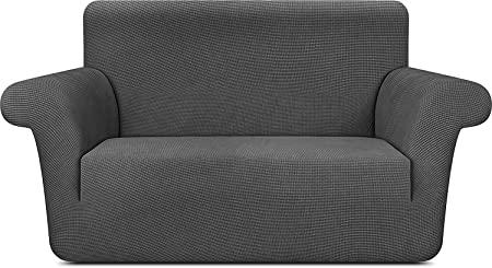 Utopia Bedding Stylish Sofabezug (2-Sitzer/Loveseat ... - Amazon.