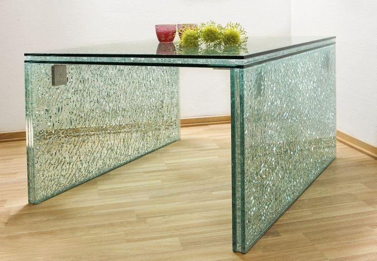 Glasmöbel | Traditionelle möbel, Glastisc