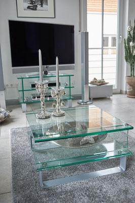 Glasmöbel - Glaserei Oppacher Wonneberg und Freilassi
