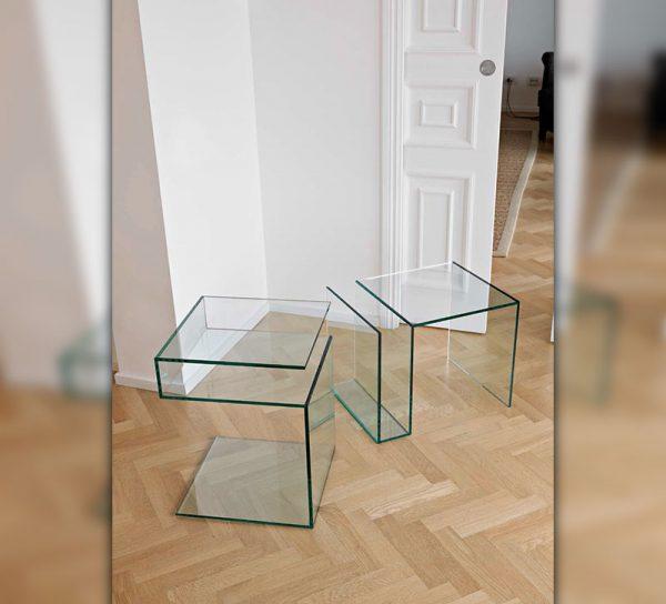 Glasmöbel – Glas Hag