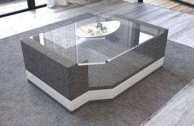Sofa Dreams Stoff Glastisch Messana Jetzt bestellen unter: moebel .