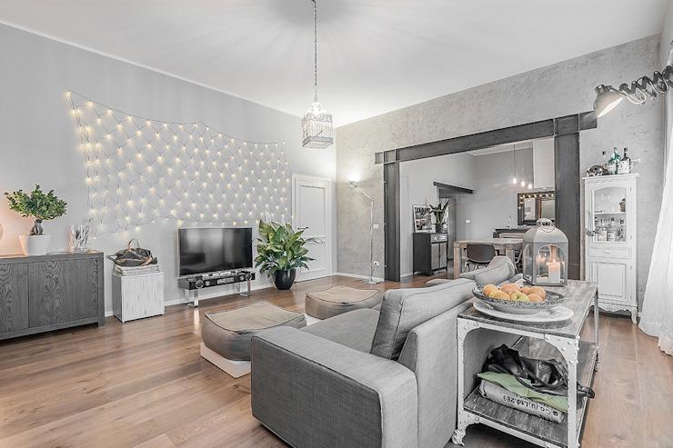 14 Ideen für ein graues Wohnzimmer, das neidisch macht! | homi
