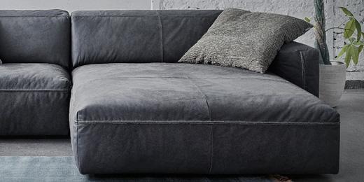 Contur Valdo bequeme Designer-Couch - Designmöbel von Cont