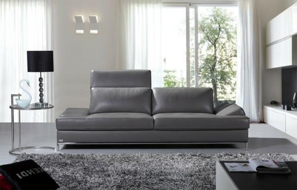 Ledercouch - ein bequemes Möbelstück im Hause! - Archzine.n