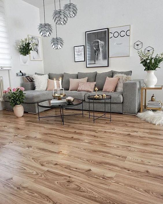 So richtest du dein Wohnzimmer stylish und gemütlich ein! Mit .