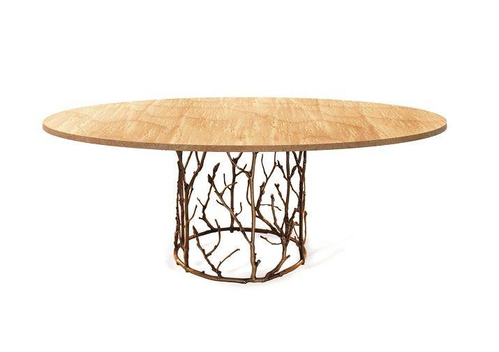 Grosse Esstische für moderne Esszimmer | Dining table, Dining, Tab