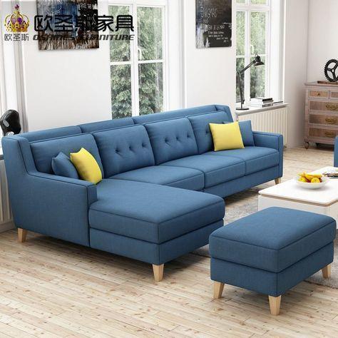 13 Ideen für Schnittsofas beim Dekorieren in 2020 | Living room .