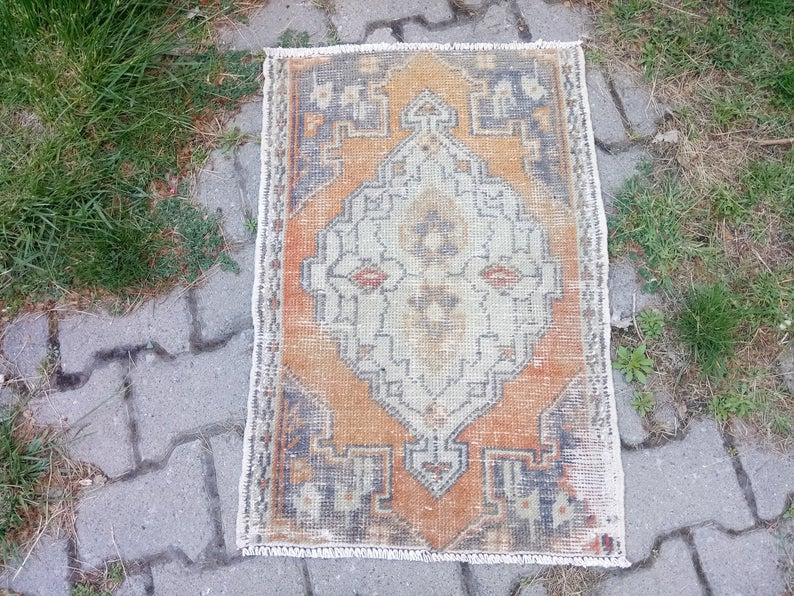 Fußboden & Teppiche Teppiche Kleine anatolische Teppich 20 x 30 .