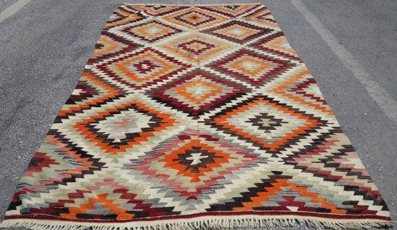 Handgemachte Teppiche