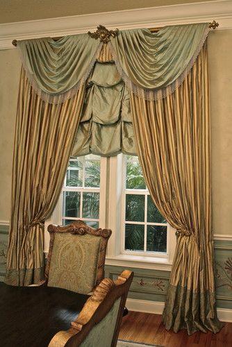 interesting shade   Gardinen, Illusionsmalerei und Fensterbild