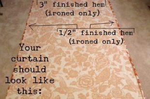 Wie man professionelle gefütterte Vorhangplatten herstellt .