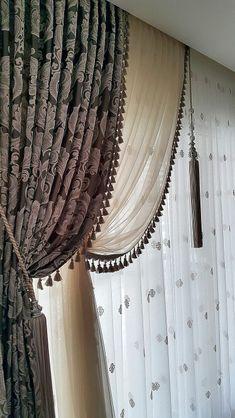 Informationen zu hängenden Vorhangplatten – stil.decordiyhome.com .