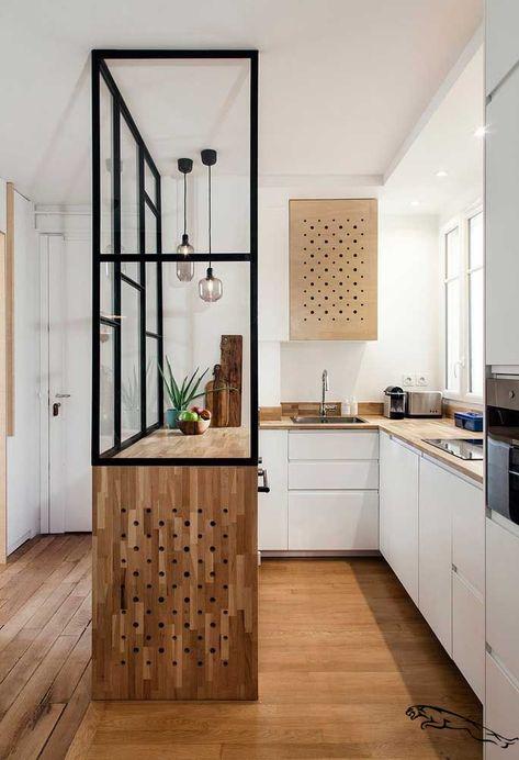 Kleine Küche – Inspirierende Ideen | Haus Deko Ideen – Part 5 .