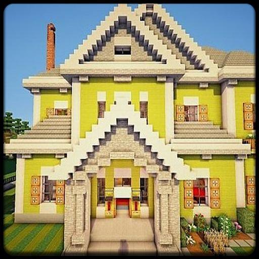 Amerikanische Minecraft Haus Ideen für Android - APK .