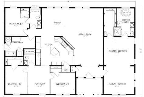 Metall 40x60 Häuser Grundrisse | Grundrisse Ich werde das 4 .