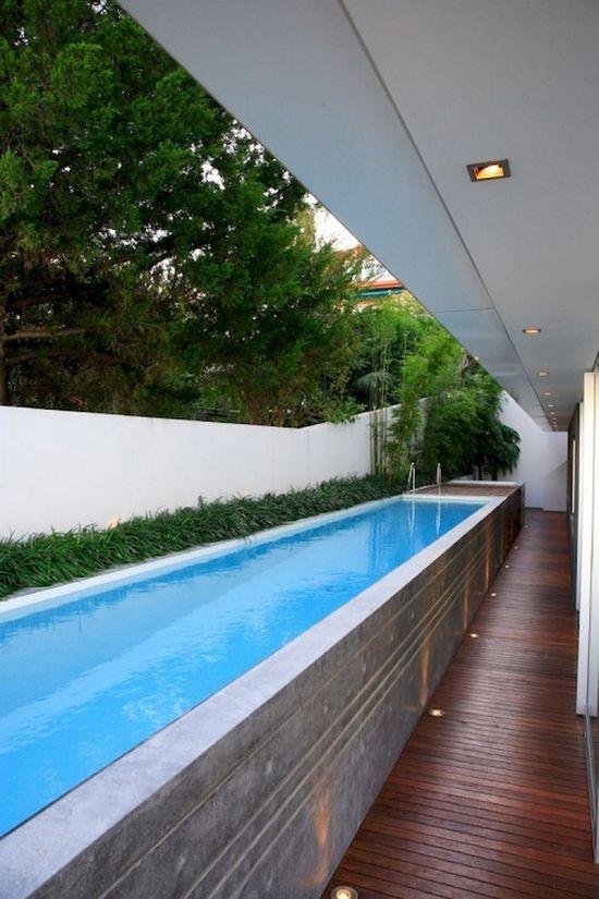 Pin von Leon Velazquez auf Casas in 2020 | Kleine hinterhof-pools .
