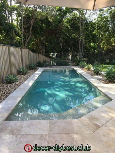 28 Fabulous Small Backyard Designs with Swimming Pool , #backyard .