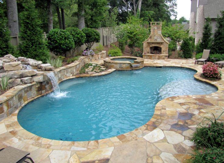 Nice Small Swimming Swimming pools Concepts | Backyard pool .