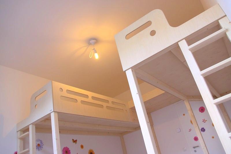 Hochbetten für Kinder und Erwachsene. Etagenbetten aus Meisterhand .