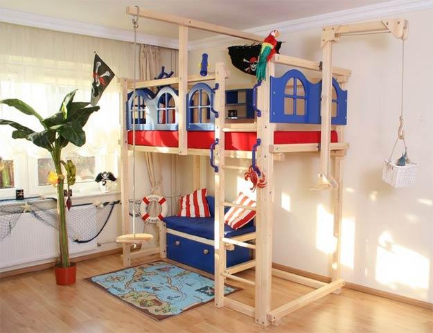 Das richtige Hochbett für Kinder   kinder.