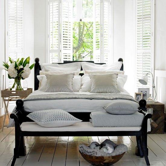 Summer Bedroom Decorating Ideas | Bedroom inspirations, Neutral .