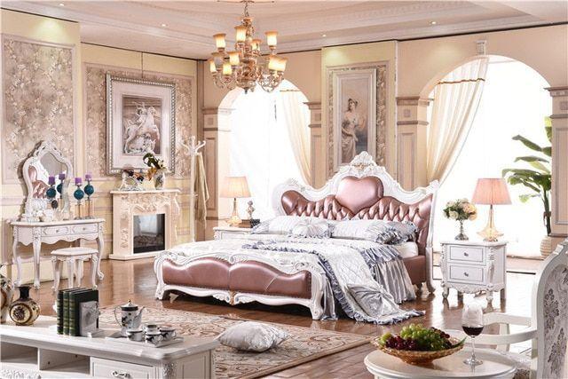 Hölzerne Schlafzimmermöbel ein nobler zu haben Königliche .