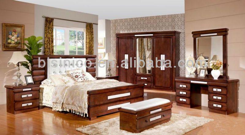 Hölzerne Schlafzimmermöbel – ein nobler zu haben .