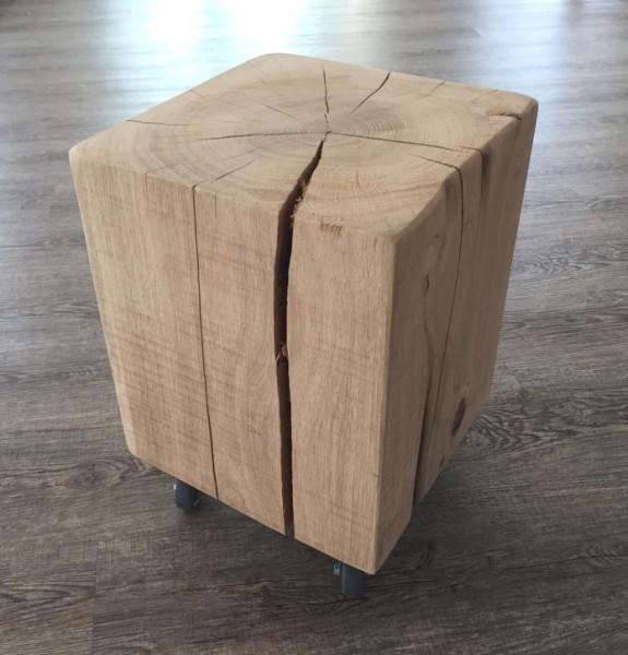 Holzhocker