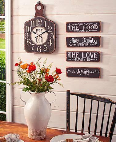 Family Table Home Akzente #akzente #family #table | Rustikales .