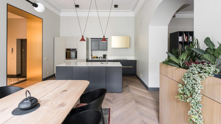 Dezeen's top 10 home interiors of 20