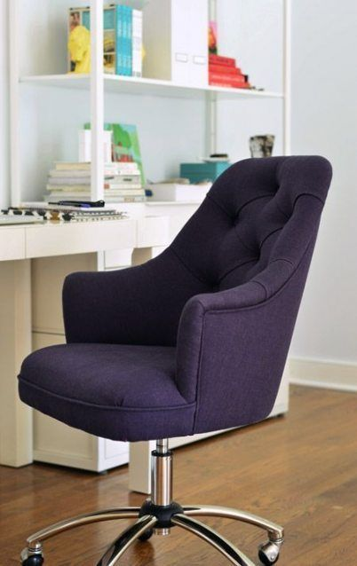 Pin by Barri Stotsky on Comfy nooks   Home office chairs, Best .