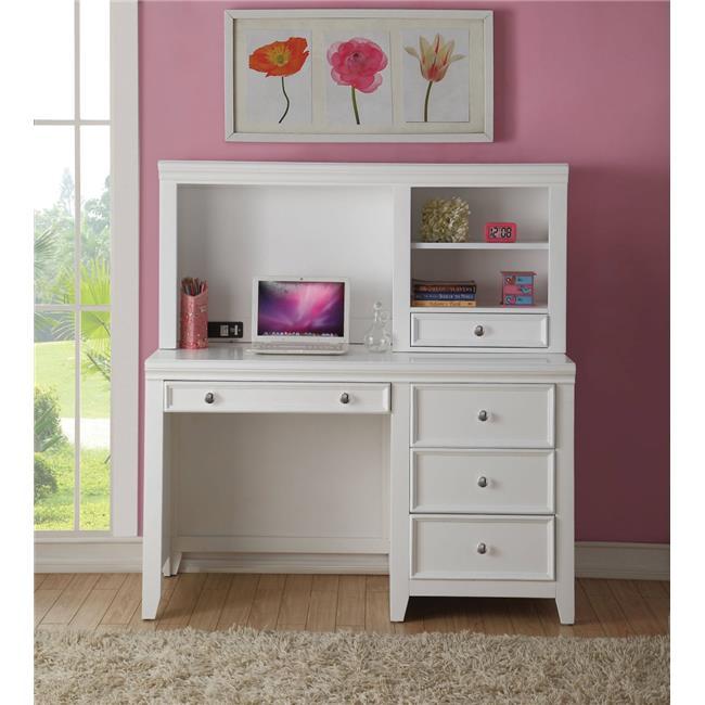 Acme Furniture Kids Desk with Optional Hutch - Walmart.com .