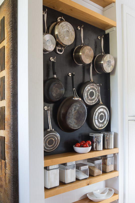 Hang Pots On the Wall Week 2: Choosing the Best Hanging System .