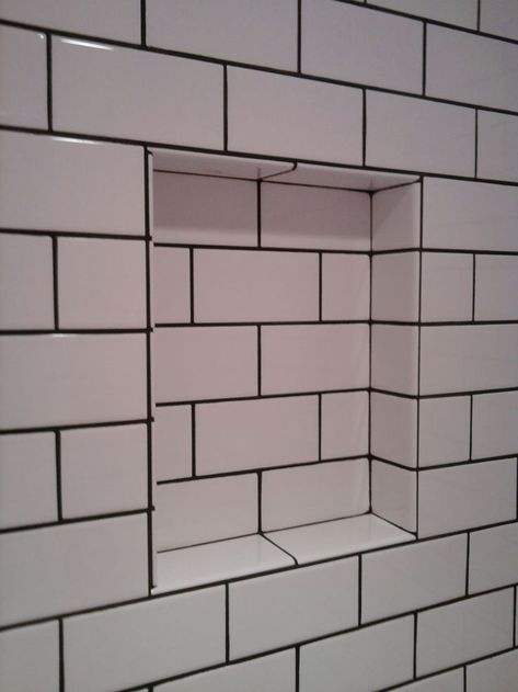 Erstaunliche gebrochene weiße Porzellan-U-Bahn-Fliesen für Wand .