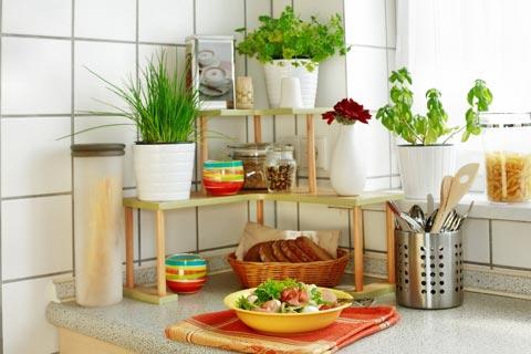 Küche dekorieren | Deko-Ideen für die Küche | De