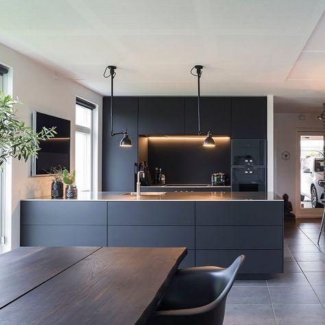 19+ Schöne Küchenbeleuchtung Ideen für Zuhause im Jahr 2019 - #für .