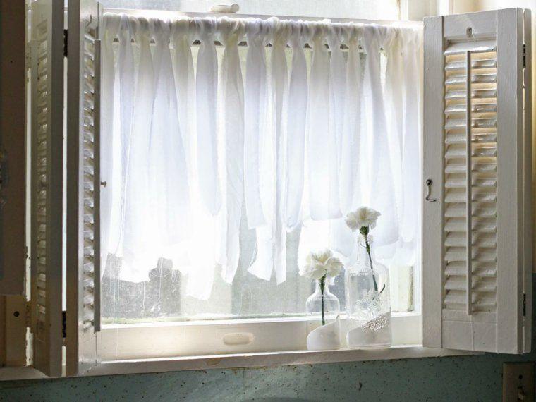 Küchenvorhänge inspirierend und sehr elegante Designs   Diy .