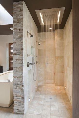 39 wahnsinnig coole Umbau-Ideen für dein Zuhause   Dusche ohne .