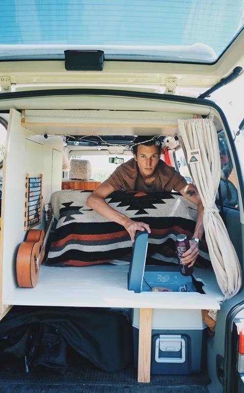 Bulli-Ausbau: Drei kreative Ideen für deinen Camper   Camper .