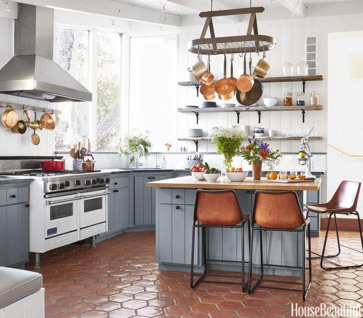 Einige Bilder mit Ideen zum Umbau der Küche als Inspiration .