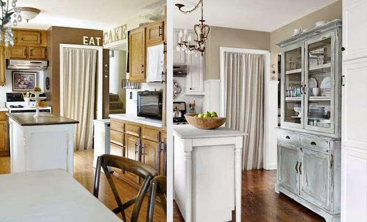 Ideen zum Umbau der Küche