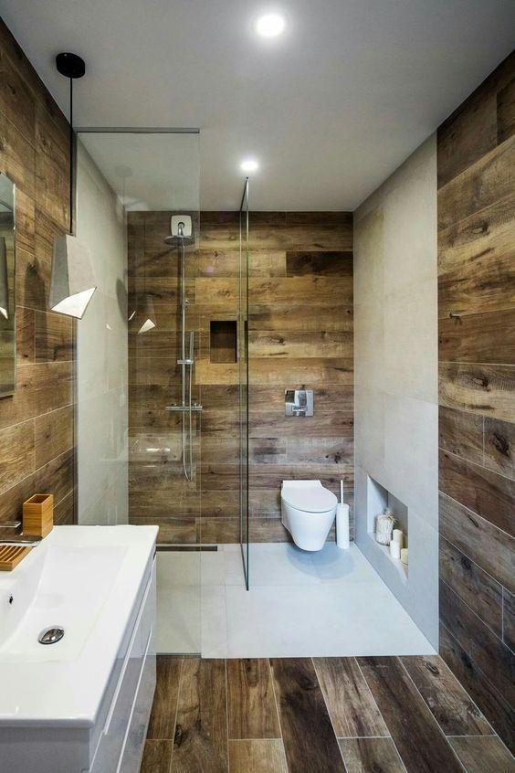 15 Modernes Design für die Sanierung von Badezimmern - anders .