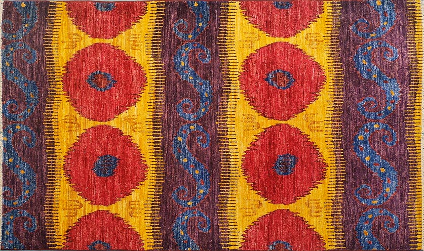 Cool New Ikat Rugs - Nomad Ru