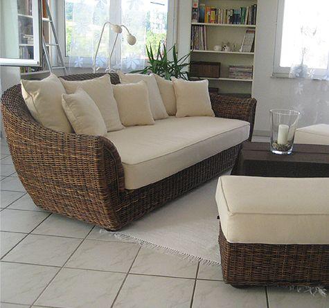 Mit diesem Indoor-Korbmöbel viel gewinnen | Möbel landhausstil .