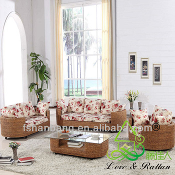 Fashionable Leisure Indoor Seagrass Sofa Sets - Buy Seagrass .