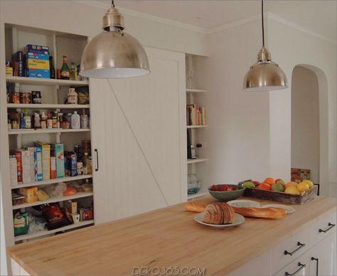Schiebetüren nachdem un... erwirtschaften | Küche holzboden .